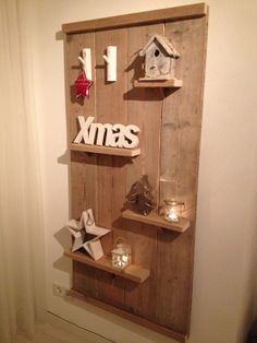 ... + images about wand decoratie on Pinterest  Wands, Van and Pallets