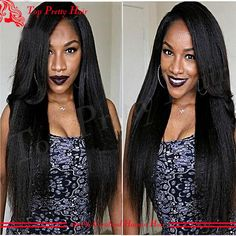 Long Straight Glueless Light Yaki Full Lace Wig Glueless Peruvian Full Lace Wigs Human Hair With Baby Hair Brazilian Lace Front Wig Freeship Petite Human Hair Wigs Female Wigs From Topprettyhair, $148.75| Dhgate.Com