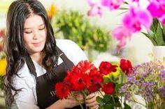 Красивые цветы от опытных флористов