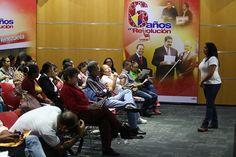Productores Textiles de Ccs se reunieron con representantes del Bco. de venezuela