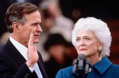 20 January: George H W Bush inaugurated as 41st US President #flashbackfriday