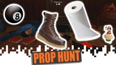 PROP HUNT with the Pojkband! - Random?