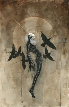 Menton J. Matthews III http://www.creativeboysclub.com/tags/we-love-skulls
