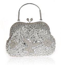 Evening Handbag Butterfly Purse