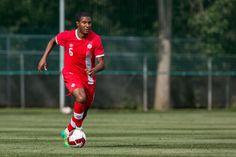 #MLS  Canada captain Patrice Bernier leads young teammates into new era