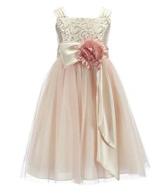 a164ef40137 Flower girl Dresses Kids Girl