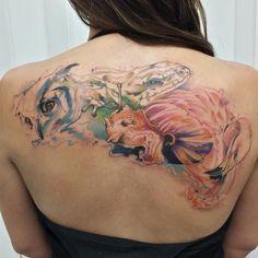 NemoLka / Nautilus Tattoo Gallery Vallekas / Madrid