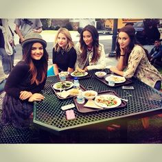 We love these girls! #PLL
