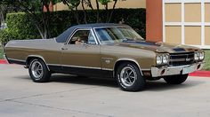 1970 Chevrolet El Camino SS 396/350 HP, 4-Speed presented as lot F178 at Austin, TX 2014 - image1