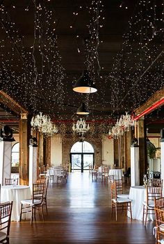 Isn't this gorgeous?  Sherwood Event Hall loves the effect of a sky coming down from the ceiling! #fairylights #fairylighting #weddinglighting #weddingtablescapes  #atlanta #eventsbygia #atlantabridal #bridalshow #weddingplanning #wedding #weddingcake #eventcompany #sangeetwedding #sherwoodeventhall #weddinglighting #weddingdecor #weddingideas