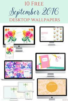 10 free September 2016 Desktop Wallpapers