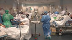 Fighting for Life: A disturbing video from a hospital in Bergamo, Italy Intensive Care Unit, Sky News, Youtube, Slow Burn, Northern Italy, Nursing, Plastic Balloons, National Landmarks, Pope John