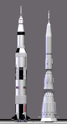 N1+Saturn5 - N1 (foguete) – Wikipédia, a enciclopédia livre