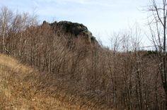 Sommet, Owl Head Lookout, Adirondacks, novembre 2015 Owl Head, Country Roads, Usa, Upstate New York, U.s. States