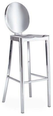 Kong Side Stool by Philippe Starck - modern - bar stools and counter stools - hive