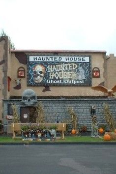 Ghost Outpost Haunted House - Wisconsin Dells, WI