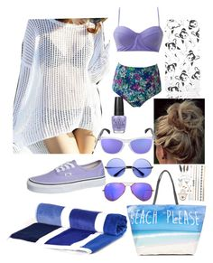 """Beach vibes"" by hjgherardi on Polyvore"