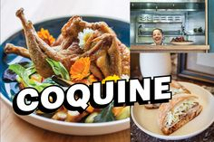 Portland Monthly's Rising Star Restaurant of the Year: Coquine~