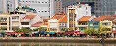 This is the City Nomads feature about great new restaurants and bars in Boat Quay, Singapore.