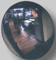Image result for store reflection dish mirror