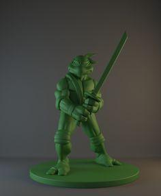 ArtStation - Eastman Turtles - Teenage Mutant Ninja Turtles: Shadows of the Past - IDW Games, Mark Fitzpatrick