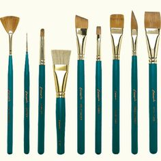 Robert Simmons Expression Brushes - Discount Art Supplies