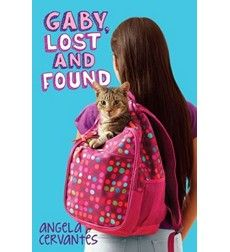 Gaby, Lost and Found--kenzie's bookclub book