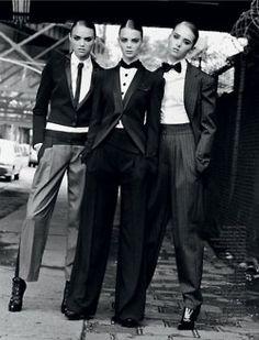 Le Smoking Suit - Yves Saint Laurent