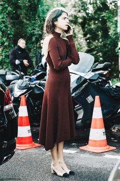 Streetstyle: Новый Гламур (трафик) / Street Style / ВТОРАЯ УЛИЦА