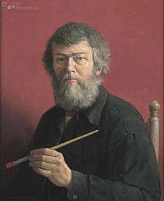 Henk Helmantel  Dutch painter