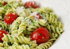 Recetas de ensalada de pesto