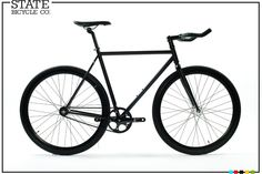 State Bycicle Co. - Black Matte