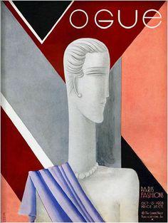 VOGUE October 1928