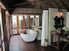 South African Style... love it...