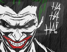 """Check out new work on my @Behance portfolio: """"The Joker - Tukuo Project"""" http://be.net/gallery/44124311/The-Joker-Tukuo-Project"""