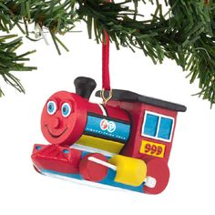 Fisher Price Huffy Puffy Ornament