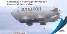 """A napokban napvilágot látott egy videó, melyen az Amazon zeppelinje látható, illetve tucatnyi drón, ahogy kiszállíngózik a repülő masinából. Tisztára mint egy """"dróninvázió"""" film jelenete lenne. Vajon ez igaz, vagy csak egy demonstrációs videó? Nagyon népszerű megosztás lett a Facebookon, a """"A jövőbeni kézbesítés itt"""" című felirattal volt ellátva és vírusként terjedt. Nos, ez nem... A A napokban napvilágot látott egy Amazon drónos videó bejegyzés először a RC-Klub modell webáruház jel Zeppelin, Amazon, Amazons, Riding Habit"""
