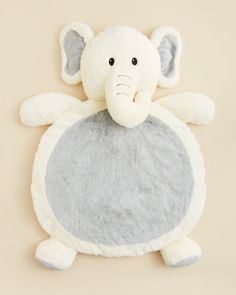 Bestever Baby Mats by Mary Meyer Elephant Play Mat, Ages - Exclusive Kids - Baby Gear & Essentials - Baby Toys & Plush Toys - Bloomingdale's Baby Girls, My Baby Girl, Elephant Nursery, Girl Nursery, Elephant Baby, Nursery Ideas, Baby Kind, Baby Love, The Babys