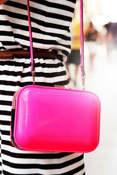 NYC #streetstyle vintage belt and #Zara bag