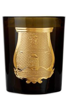Ernesto Natural wax candle  by Cire Trudon  Ernesto  Notes Rum, grapefruit, bergamot, clove, oak wood, patchouli, labdanum, tobacco, moss, leather, amber