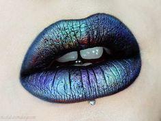 Nicola Kate Makeup: Metallic