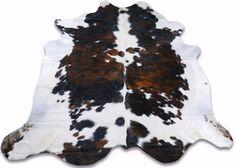 tricolor cowhide rug size 7u0027 x 7u0027 ft tricolour cow hide rug skin rug e445