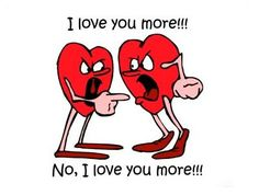 funny love quotes love you more!