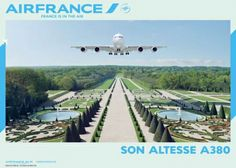 "BETC Paris pour Air France - compagnie aérienne, ""France is in the air"" - mars 2014"