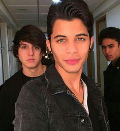 Mis 3 amores❤❤❤ Joel, Erick y Chris❤❤❤
