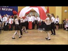 Taniec 11 Listopada Barwy Mojej Ojczyzny uczniowie z Pawłowa 2016r - YouTube