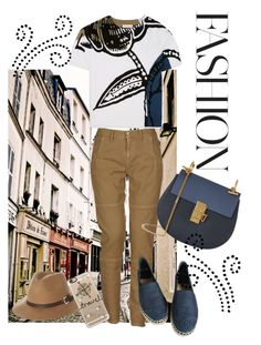 """""""Fashion"""" by chanlee-luv ❤ liked on Polyvore featuring Massimo Alba, Tory Burch, Chloé, Rusty and Casetify"""