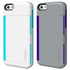 Incipio Stowaway iPhone 5c Case