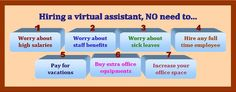 Have you tried a virtual assistant? Here are the benefits.