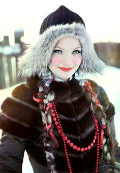 Beautiful Slavic Folklore With Julia Galimova   Slavorum